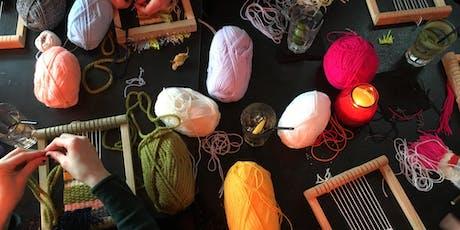 Weaving for Beginners Class 2 tickets