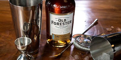 Cooking and Cocktails with Old Forester