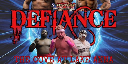 UCW  Defiance @ The Cove at Lake Anna