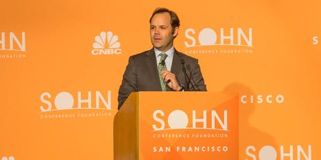 Sohn San Francisco Investment Conference 2019 tickets