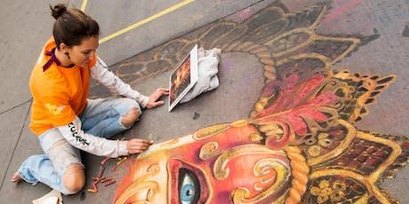 Chalk Art Festival tickets