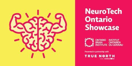 NeuroTech Ontario Showcase @ KW tickets