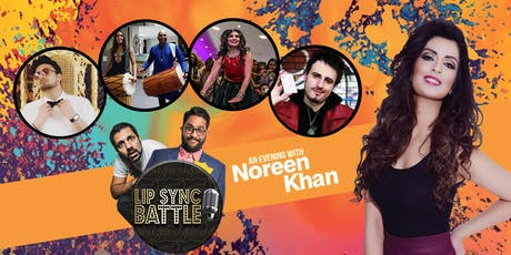 An Evening With Noreen Khan tickets
