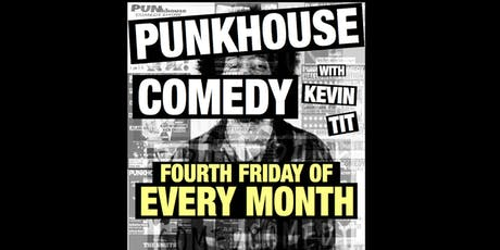 Punkhouse Comedy tickets