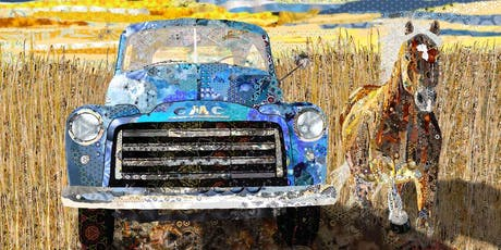 Great American Road Trip- Vintage Car Art tickets