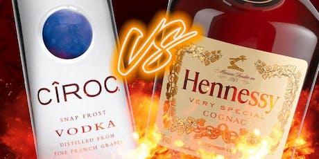 Ciroc vs Hennessy Festival tickets