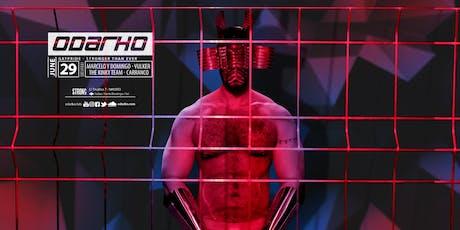 ODARKO (GayPride - Stronger Than Ever) tickets