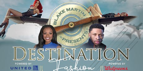 Destination Fashion; The Runway Show tickets