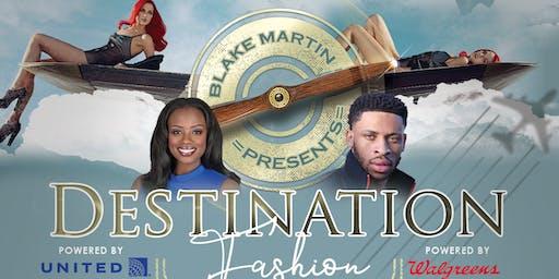 Destination Fashion; The Runway Show by Blake Martin