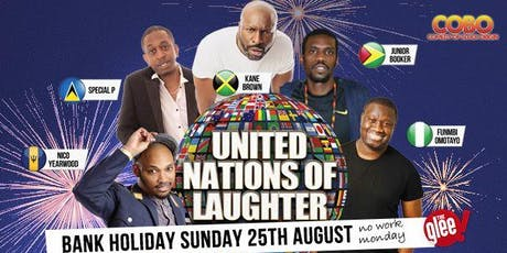 COBO : United Nationa Of Laughter  tickets