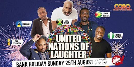 COBO : United Nationa Of Laughter
