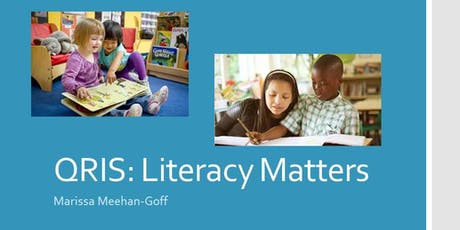 QRIS: Literacy Matters tickets