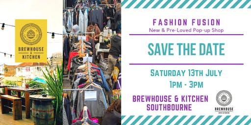 Fashion Fusion Shopping Event