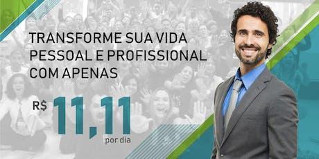 Formação em Coaching Internacional Goiânia ingressos