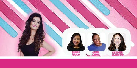 LOL (Ladies Of Laughter) With Noreen Khan : Nottingham tickets