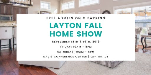 Layton Fall Home Show