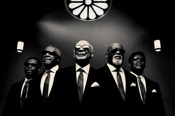 Blind Boys of Alabama Christmas Show tickets