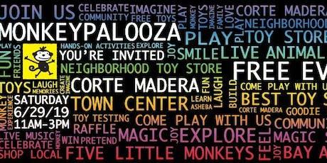 Monkeypalooza: FREE Family Event tickets