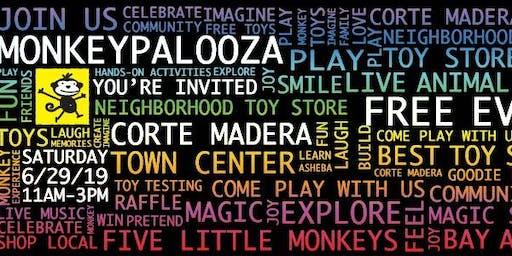 Monkeypalooza: FREE Family Event