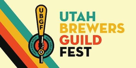 Utah Brewers Guild Fest tickets