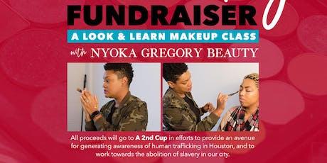 Play+Slay Look & Learn Makeup Class {Fundraiser} tickets