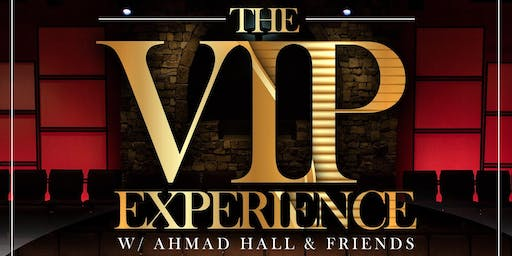 THE VIP EXPERIENCE