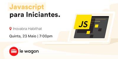 Introdução a Javascript - Construa seus primeiro