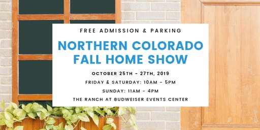 Northern Colorado Fall Home Show