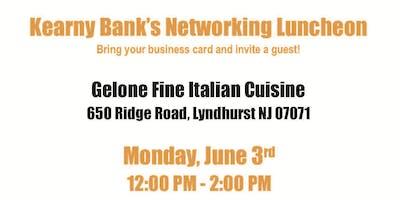 Kearny Bank Networking Luncheon