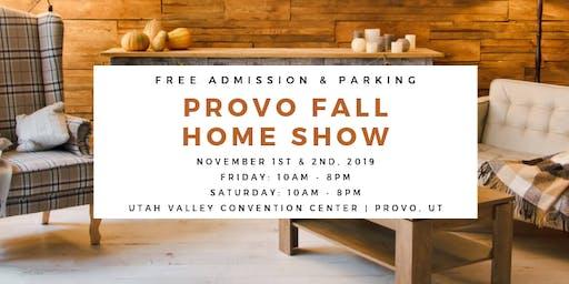 Provo Fall Home Show
