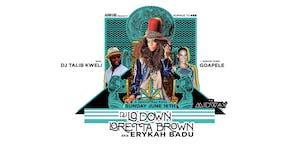 BADU DAY PARTY @ MIDWAY SF