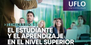 Seminario : El estudiante y el aprendizaje en el nivel...