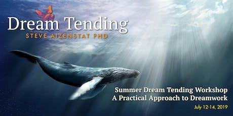 Summer Dream Tending Workshop with Stephen Aizenstat tickets
