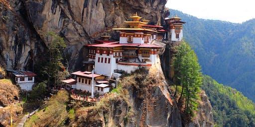 Conférence: Népal et Bhoutan 19 juin