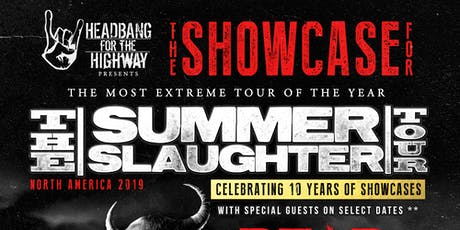 Battle for Summer Slaughter Showcase tickets
