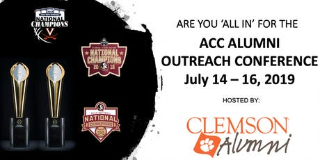 ACC Alumni Outreach Conference 2019 tickets