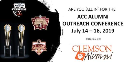 ACC Alumni Outreach Conference 2019