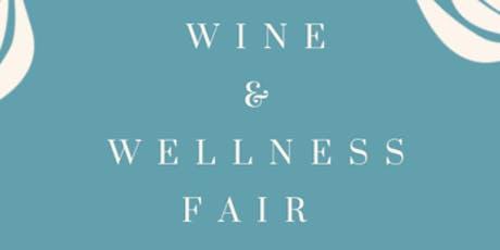 Wine & Wellness Fair tickets