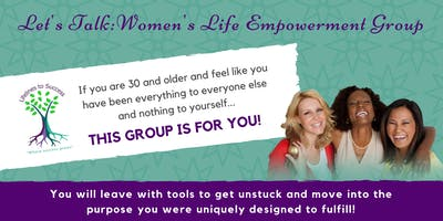 Let's Talk Women's Life Empowerment Group