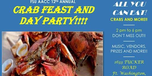 FSU-AACC Alumni -12th Annual Crab Feast