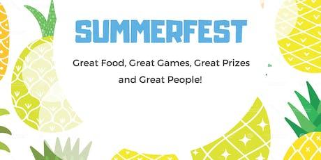 Wells Branch SummerFest tickets