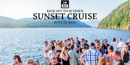 Kick off to Summer Sunset Cruise
