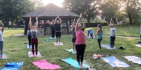 Free Yoga! 108 Sun Salutations with Yoga Essence tickets