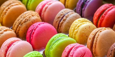 French Macaron Making Class with Chef Gina tickets