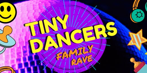 TINY DANCERS FAMILY RAVE - KINGSTON - DISCOTHEQUE DJ SET BY JOY ALARM