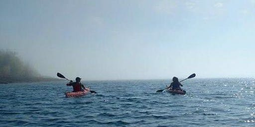 Guided Sea Kayak Tour (Afternoon)