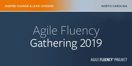 AGILE FLUENCY GATHERING 2019 tickets