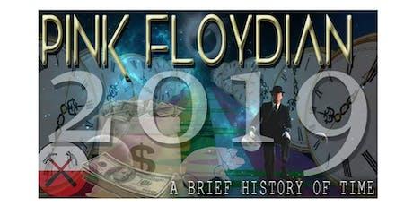 Pink Floydian tickets