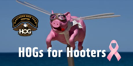 HOGs for Hooters tickets