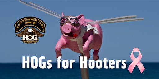 HOGs for Hooters